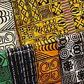 African Prints by Michele Burgess