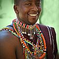 African Smile by Jost Houk