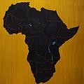Afrika by Leslye Miller