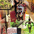 Afro Aesthetic A  by Everett Spruill