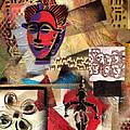 Afro Aesthetic B by Everett Spruill