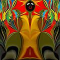 Afro Art by Graeme Carrol
