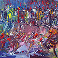 Afro-dance by Bob Usoroh