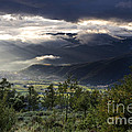 After A Pyrenean Storm 1 by Michael David Murphy