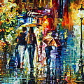After Hours by Leonid Afremov