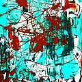 After Pollock by Genevieve Esson