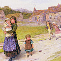 After School by Henry Towneley Green