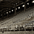 After The Game - Franklin Field Philadelphia by Bill Cannon