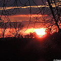 After The Snow Sunset by Rabiah Seminole