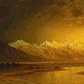 After The Storm by Gilbert Davis Munger