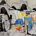 Afterimage - Palo Duro Canyon - Number Twelve by Sandra Gail Teichmann-Hillesheim