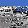 Aftermath Of Pancho Villa's Raid #2 At Columbus New Mexico On March 9 1916-2013  by David Lee Guss