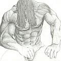 Aftermath Sketch by Michael Briggs