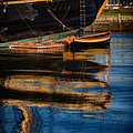 Afternoon Friendship  Reflection by Jeff Folger