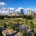 Afternoon In Austin by Randy Smith