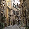 Afternoon In Florence by Michael Flood
