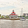 Afternoon On The Water - Hdr by Scott Pellegrin