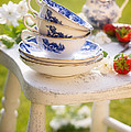 Afternoon Tea by Amanda Elwell
