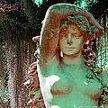Afton Plantation Garden Statuary  by Lizi Beard-Ward