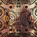 Age Of The Machine 20130605rust Long by Wingsdomain Art and Photography