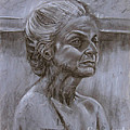 Aged Woman by Samantha Geernaert