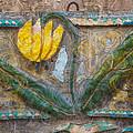 Aged Yellow Brilliance by Omaste Witkowski