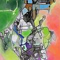 Self-renewal 10g by David Baruch Wolk