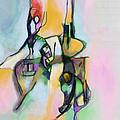 Self-renewal 13j by David Baruch Wolk