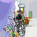 Self-renewal 14f by David Baruch Wolk