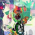 Self-renewal 14l by David Baruch Wolk