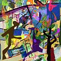 Self-renewal 15ab by David Baruch Wolk