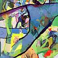 Self-renewal 15r by David Baruch Wolk