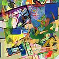 Self-renewal 15y by David Baruch Wolk