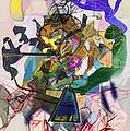 Self-renewal 16hb by David Baruch Wolk