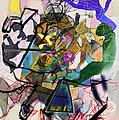 Self-renewal 16i by David Baruch Wolk