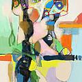 Self-renewal 17e by David Baruch Wolk