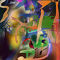 Self-renewal  9h by David Baruch Wolk