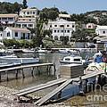 Agios Stefanos Corfu by Neil Overy