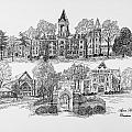 Agnes Scott College by Jessica Bryant