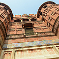 Agra Fort In India by Brandon Bourdages