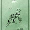 Agriculture Plow Patent by Dan Sproul