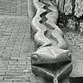 Aguas Calientes Snake by April Antonia