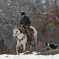 Ahwahnee Cowboy by Diane Bohna
