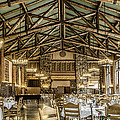 Ahwahnee Dining Room by Maria Coulson