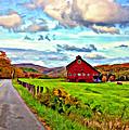 Ah...west Virginia Oil by Steve Harrington