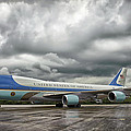 Air Force One by Mountain Dreams