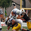 Air Force Versus Wyoming by Mountain Dreams