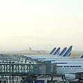 Air France Paris Cdg by Philip Shone