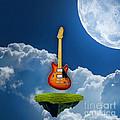Air Guitar by Marvin Blaine