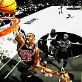 Air Jordan Rises by Brian Reaves